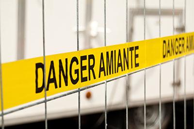 Repérage amiante dans les enrobés bitumineux de Nantes : si positif, désamiantage obligatoire